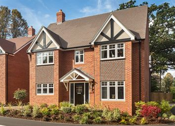 "Thumbnail 4 bed detached house for sale in ""The Highgrove"" at Lower Road, Chalfont St. Peter, Gerrards Cross"