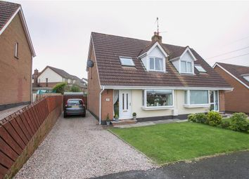 Thumbnail 3 bedroom semi-detached house for sale in Rossdale Heights, Belfast