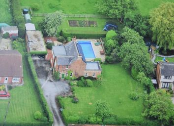 Thumbnail 4 bed detached house for sale in Church Fenton Lane, Ulleskelf, Tadcaster