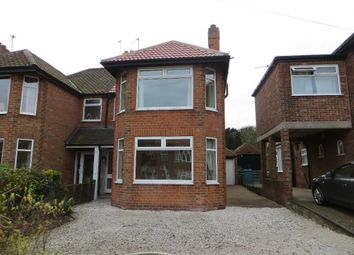 Thumbnail 3 bed semi-detached house to rent in St Andrews Mount, Kirkella, Hull