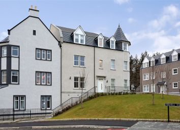 Thumbnail 1 bed flat to rent in 4c Firhill Square, Ellon