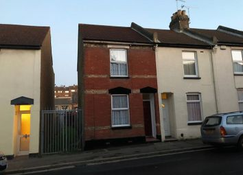 Thumbnail 2 bed end terrace house to rent in Catherine Street, Rochester