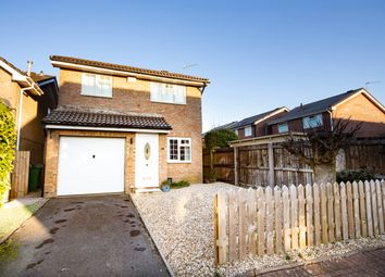 Thumbnail 3 bed detached house to rent in Hawkwood Close, Pentrebane, Cardiff