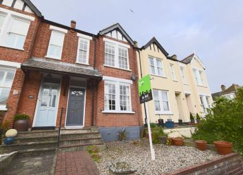Thumbnail 3 bed terraced house to rent in Queens Road, Leigh-On-Sea
