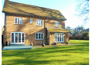 Thumbnail 4 bed detached house for sale in Badgers Walk, Ferndown