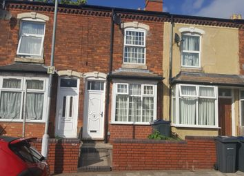 Thumbnail 3 bed terraced house for sale in Nigel Road, Birmingham