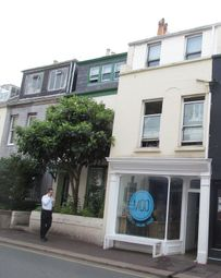 Thumbnail 1 bed flat to rent in New Street, St. Helier, Jersey