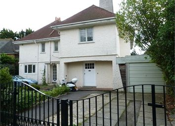 Thumbnail 2 bedroom flat to rent in St Clair Road, Canford Cliffs, Poole, Dorset