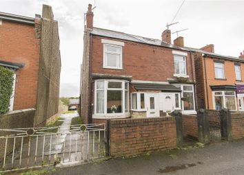 Thumbnail 2 bed semi-detached house for sale in Station Road, Brimington, Chesterfield