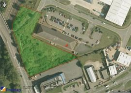 Thumbnail Land for sale in Courier Road, Corby, Northants