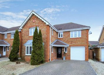 Thumbnail 4 bedroom detached house for sale in Stevenson Road, Taw Hill, Wiltshire