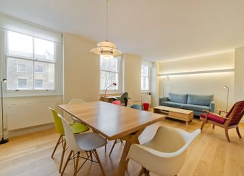 Thumbnail 1 bed flat to rent in Charlotte Street, Fitzrovia, London