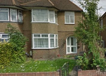 Thumbnail 3 bed semi-detached house to rent in Neville Road, Luton