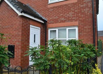 Thumbnail 2 bed flat for sale in Liverpool Road, Platt Bridge, Wigan, Greater Manchester