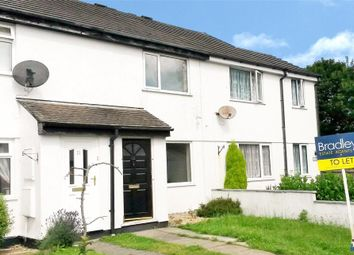 Thumbnail 2 bedroom terraced house to rent in Tamar Close, Callington, Cornwall