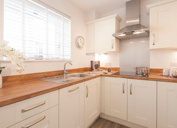 Thumbnail 2 bed flat for sale in Hammond Way, Cirencester