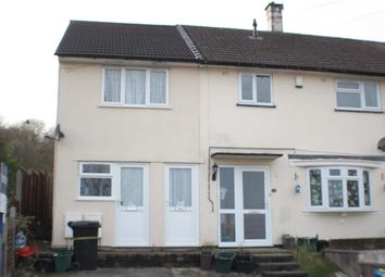 Thumbnail 1 bedroom flat for sale in Mellent Avenue, Hartcliffe, Bristol