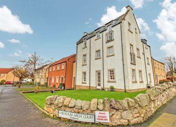 Thumbnail 2 bed flat for sale in Laburnum Arch Court, Prestonpans