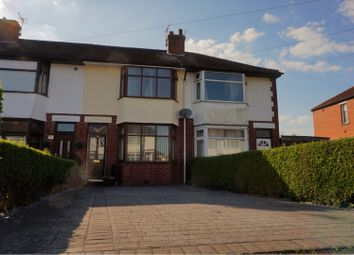 Thumbnail 2 bed terraced house for sale in Windermere Road, Shrewsbury