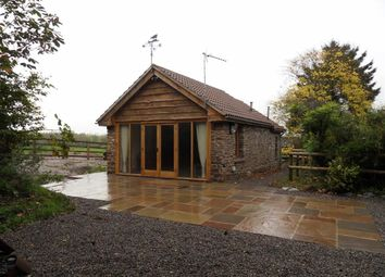 Thumbnail 1 bed detached house to rent in Lower Pen Y Clawdd Farm, Monmouth, Monmouthshire