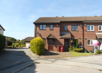 Thumbnail 2 bed end terrace house to rent in Heron Close, Scunthorpe