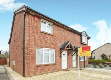 Thumbnail 3 bedroom semi-detached house for sale in Bridgestone Drive, Bourne End