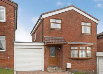 Thumbnail 3 bed link-detached house for sale in Thornyburn Drive, Baillieston, Glasgow, Lanarkshire