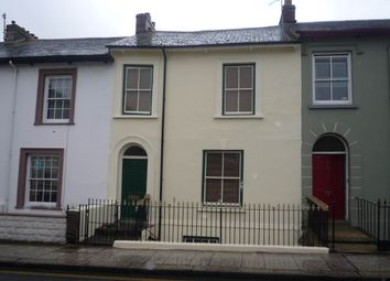 Thumbnail 4 bed terraced house to rent in Ferris Town, Truro, Cornwall