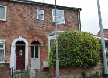 Thumbnail 3 bedroom end terrace house for sale in Alfred Street, St Marys, Southampton, Hampshire
