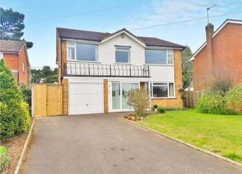 Thumbnail 4 bed detached house for sale in Heath Farm Close, Ferndown
