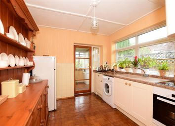 Thumbnail 2 bedroom semi-detached bungalow for sale in Philip Close, Rush Green, Romford, Essex