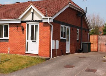 Thumbnail 2 bedroom bungalow to rent in Cherry Tree Walk, Barlby, Selby