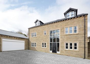 Thumbnail 5 bedroom detached house for sale in Laurel Park, Wilsden, West Yorkshire