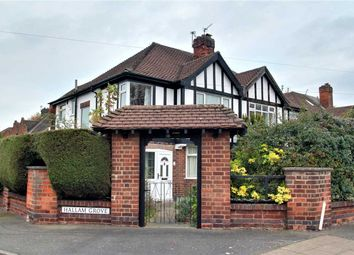 Thumbnail 3 bed semi-detached house for sale in Western Avenue, Lincoln