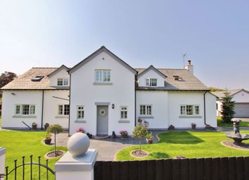 Thumbnail Detached house for sale in Gayton Parkway, Gayton, Wirral
