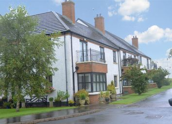 Thumbnail 2 bed flat for sale in Forthill, Ballycarry, Carrickfergus, County Antrim