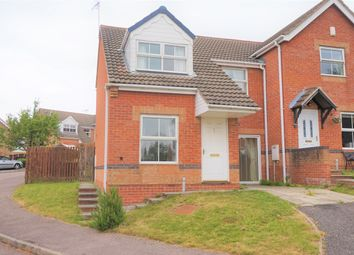 Thumbnail 3 bedroom semi-detached house to rent in Nursery Drive, Bolsover, Chesterfield