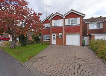 Thumbnail 5 bed detached house for sale in Hawkswood Avenue, Frimley, Camberley