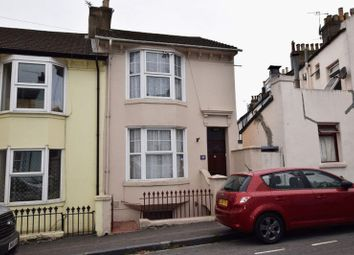 Thumbnail 3 bed end terrace house for sale in Aberdeen Road, Brighton