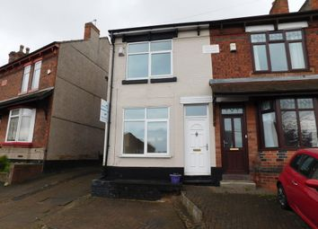 Thumbnail 3 bed semi-detached house to rent in Church Hill, Kirkby-In-Ashfield, Nottingham