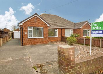 Thumbnail 3 bed semi-detached bungalow for sale in Mill Lane, Kirk Ella, East Riding Of Yorkshire