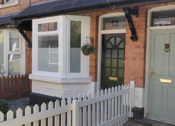 Thumbnail 3 bed terraced house for sale in Wycliffe Grove, Nottingham, Nottinghamshire