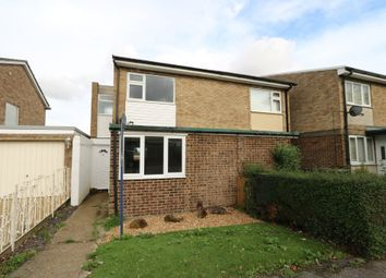 Thumbnail 3 bed semi-detached house to rent in Dines Close, Wilstead, Bedfordshire