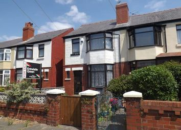 Thumbnail 3 bed terraced house for sale in Loxham Gardens, Blackpool, Lancashire, .