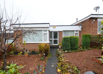Thumbnail 3 bed terraced bungalow for sale in St. Helier Way, Stanley