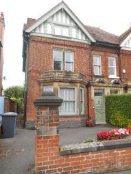 Thumbnail 1 bedroom flat to rent in Belper Road, Derby