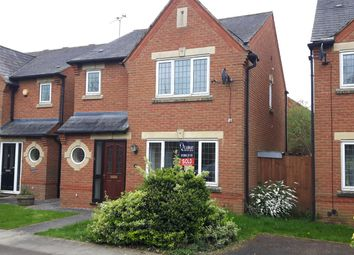 Thumbnail 4 bedroom detached house to rent in Lily Close, Bicester, Oxfordshire