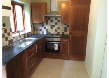 Thumbnail 2 bedroom terraced house to rent in Dunblane Avenue, Stockport