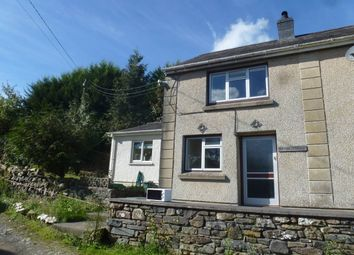 Thumbnail 2 bed property to rent in Cwrtnewydd, Llanybydder, Ceredigion