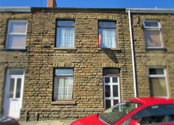 Thumbnail 3 bed terraced house for sale in Vernon Street, Briton Ferry, Neath, West Glamorgan